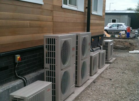 Air conditioning units Air conditioning Letchworth